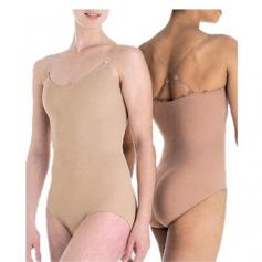 Body Wrappers Adult Under Wraps Microfiber Leotard