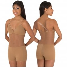 Body Wrappers Camisole Convertible Body Short