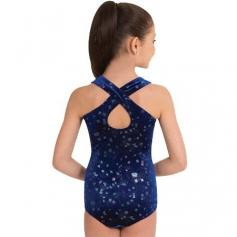 Body Wrappers Child Bike-A-Thon Gymwear Tank Leotard