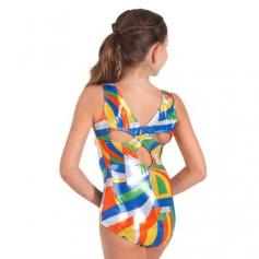 Body Wrappers Child Bike-A-Thon Gymwear Leotard