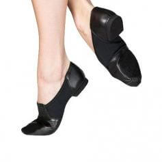 Body Wrappers Seamless Split Sole Jazz Shoe