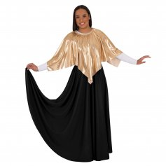 Celebration of Spirit Long full Circle Skirt