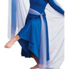 Praise Dance Chiffon scarf/sash [BWP533]