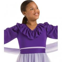 Praise Dance Chiffon scarf/sash