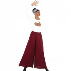 Body Wrappers Worship Dance Celebration of Spirit Palazzo pants