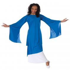 Praise Asymmetrical Long Tunic
