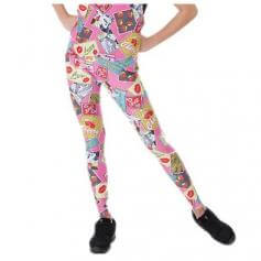 Body Wrappers Pin-ups Print Legging