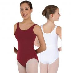 Body Wrappers Child Classwear Tank Ballet Cut Leotard