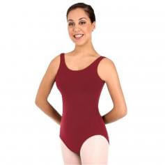 Body Wrappers Classwear Tank Ballet Cut Leotard