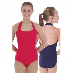 Body Wrappers Child ProWEAR Halter Leotard