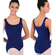 Body Wrappers Tank Ballet Cut Leotard