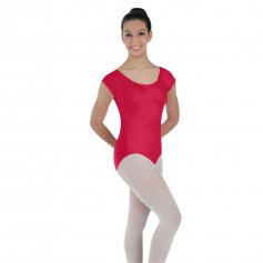 Body Wrappers Adult ProWEAR Cap Sleeve Ballet Cut Leotard