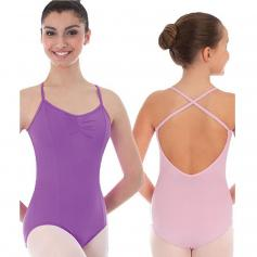 Body Wrappers Adult Camisole Princess Seam Ballet Cut Leotard