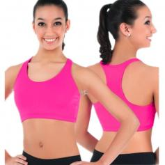 Body Wrappers BW ProWEAR Racerback Bra