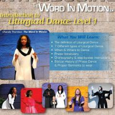 Introduction to Liturgical Dance: Level 1 Training DVD