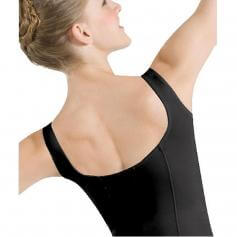 Body Wrappers Boy-Cut Leotard