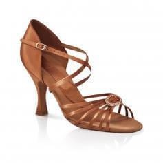 "Capezio Adult Stella 2"" Heel Ballroom Shoe"
