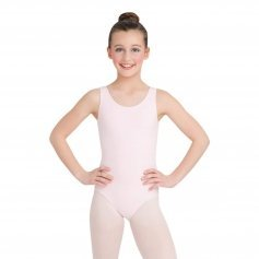 Capezio Girls\' High-Neck Tank Leotard