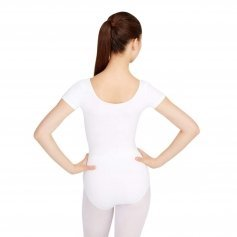 Capezio Women\'s Short Sleeve Leotard