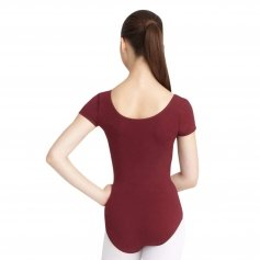 Capezio Women's Short Sleeve Leotard