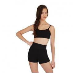 Capezio Adult High Waisted Short