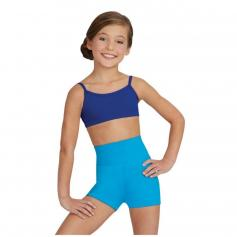 Capezio Child High Waisted Short