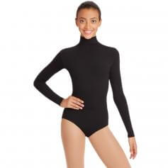 Capezio Adult Turtleneck Long Sleeve Leotard