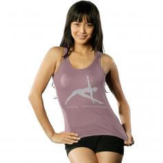 "Chakras by Didi Women's ""Extended Triangle"" Classic Tank"