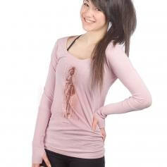 Covet Be So Good - Long Sleeve Thumbhole Tee