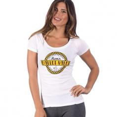 Covet Mom's Ballet Valet-Taxi Service White Tee