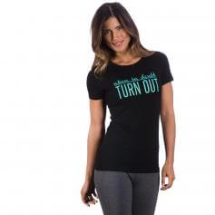 Covet Adult Turn Out Tee