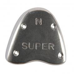 Danshuz Aluminum Alloys Super Toe Tap