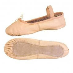 Danshuz Full Sole Leather Economy Student Ballet Slipper