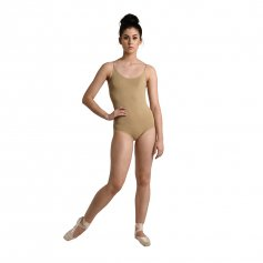 Danshuz Camisole Leotard with Adjustable Straps