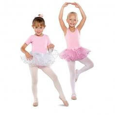 Danshuz Child 3 Layers Elastic Waistband Glitter Tutu