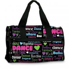 Danshuz Dance International Duffel Bag