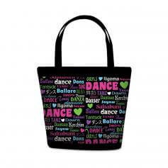Danshuz Dance International Tote Bag