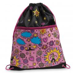 Danshuz Cool Dancers Drawstring Backpack Bag