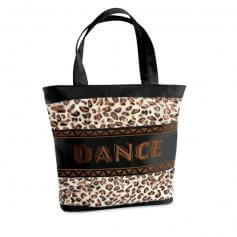 Danshuz Jungle Cat Tote Bag