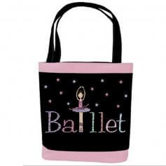 Danshuz Geena Ballerina Tote Dance Bag