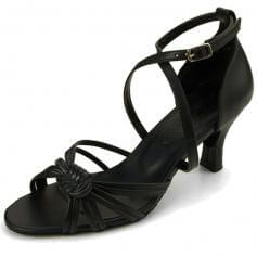 "Dimichi ""Tanya"" Traditional Buckle Ballroom Shoes"