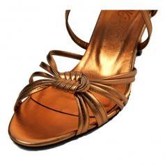 "Dimichi \""Tanya\"" Traditional Buckle Ballroom Shoes"