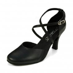 "Dimichi Adult ""SASHA"" Close-Toe Ballroom Shoe"
