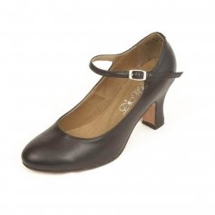 "Dimichi Adult ""Mia"" Classic Leather Sole Character Shoes"