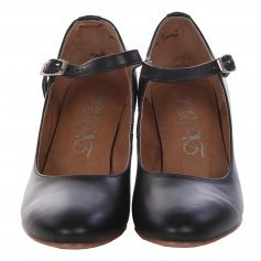 "Dimichi Child ""Mia\"" Classic Leather Sole Character Shoes"