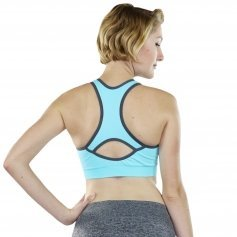 Fitcue Women's Active Racerback Sports Bra [DQAT008]