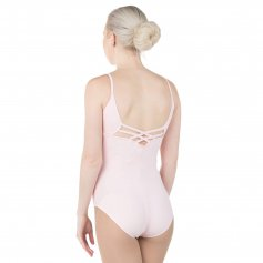 Danzcue Adult Cross Back Camisole Leotard