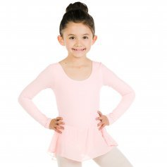 Danzcue Child Long Sleeve Dressed leotard