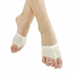 Danzcue Adult Mesh Lyrical Dance Half Sole