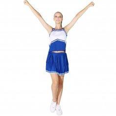 f223c436b Danzcue Adult Knit Pleat Cheerleading Skirt [DQCHS002A] - $18.99
